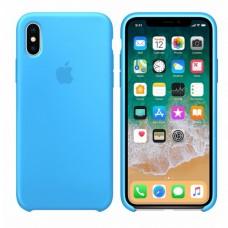 Силиконовый чехол Apple Silicone Case для iPhone XS Max