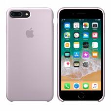 Силиконовый чехол Apple Silicone Case Lavander для iPhone 7 Plus / 8 Plus