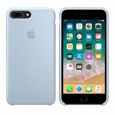 Силиконовый чехол Apple Silicone Case Turquoise для iPhone 7 Plus / 8 Plus