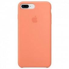 Силиконовая Накладка для iPhone 7/8 Plus Original Case Peach