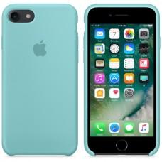 Оригинальный чехол apple для iphone 7/8 light sea blue