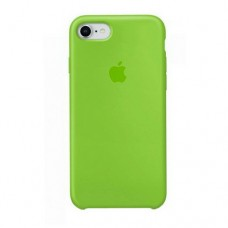 Чехол Apple Silicone Case для iPhone 8/7 lime green