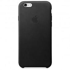 Силиконовый чехол Apple для iPhone 6 Plus «Черный»