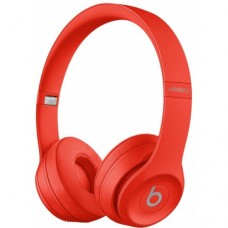 Наушники Beats Solo 3 Wireless Red